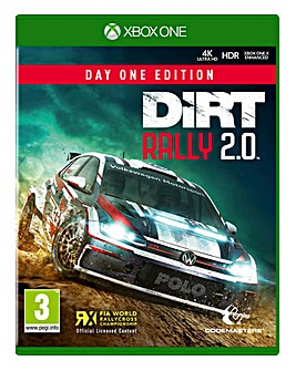 Dirt Rally 2.0 Day One Edition - Xbox