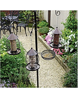 Wild Bird Deluxe Feeding Station