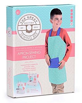 Great British Sewing Bee Apron Kit