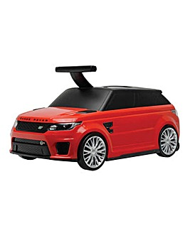 Range Rover Ride-On Suitcase - Red