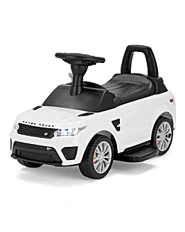My First Range Rover Ride-On - White