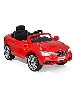BMW 4 Series Electric Ride-On - Red