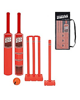 Powerplay Plastic Cricket Set - Size 5