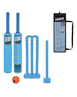 Powerplay Plastic Cricket Set - Size 3