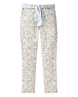 Joe Browns Girls Floral Skinny Jeans
