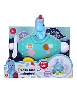 In The Night Garden Press and Go Vehicle