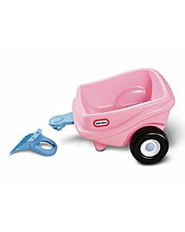 Little Tikes Cozy Coupe Trailer-Princess