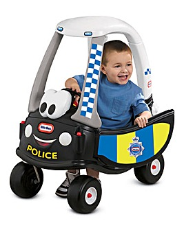 Little Tikes Cozy Coupe - Police Car