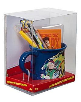 Disney Toy Story Mug with Stationery