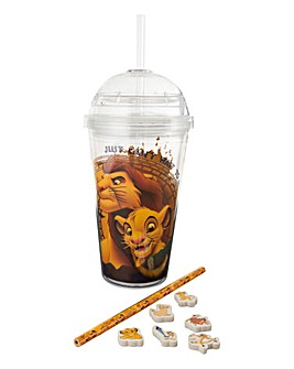 The Lion King Stationery Filled Cup