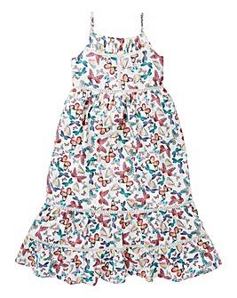 KD Girls Butterfly Summer Dress