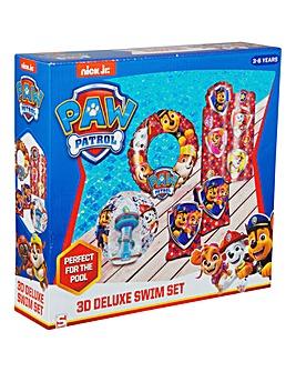 Paw Patrol Deluxe Swim Set