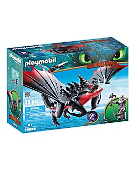 Playmobil 70039 Deathgripper & Grimmel