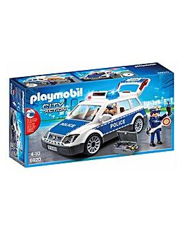 Playmobil 6920 Police Squad Car