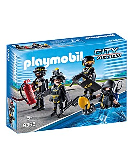 Playmobil 9365 SWAT Team