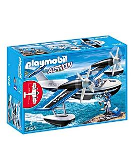 Playmobil 9436 Police Seaplane