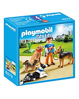 Playmobil 9279 Dog Trainer