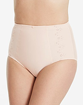 Dotty Firm Control Natural Pantee Girdle