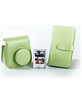 Instax Mini 9 Accessory Kit - Lime Green