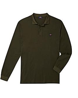 Paul & Shark Mighty Long Sleeve Polo Shirt