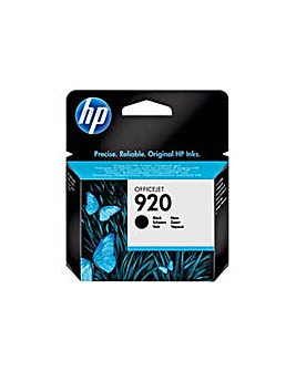 HP 920 XL Black Original Ink Cartridge
