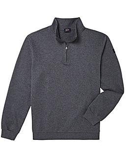 Paul & Shark Mighty Half Zip Sweatshirt