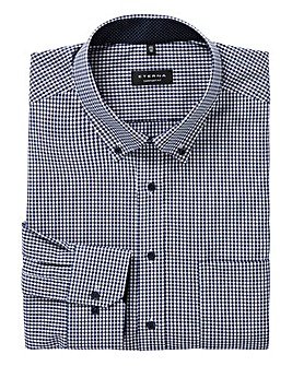 Eterna Mighty Gingham Check Shirt