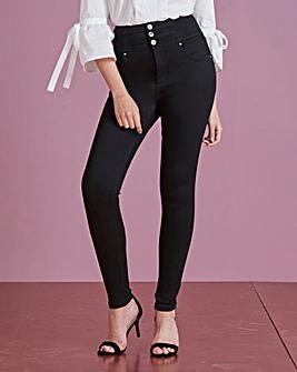 Black Shape & Sculpt Skinny Jeans