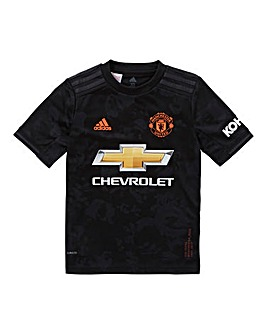 Adidas Younger Boys Badge Jersey