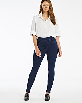 Indigo Sculpt & Define Skinny Jeggings