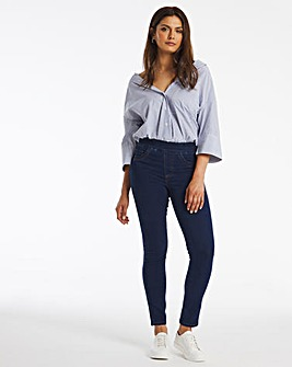 Sculpt & Define Indigo Slim Leg Jeggings
