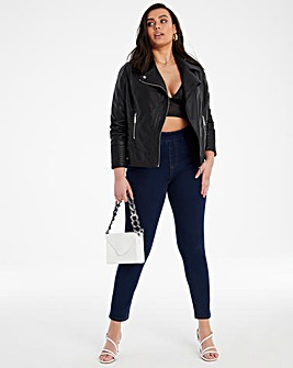 Indigo Sculpt & Define Slim Leg Jeggings