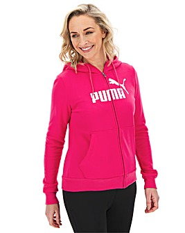 Puma Ladies Essential Logo Hoody