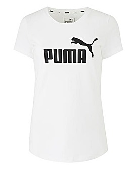 Puma Ladies Essential Logo T-Shirt