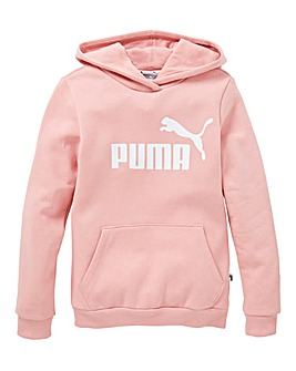 Puma Girls Essential OH Hoody