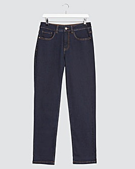 24/7 Indigo Boyfriend Jeans