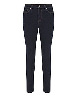 24/7 Indigo Skinny Jeans made with Organic Cotton