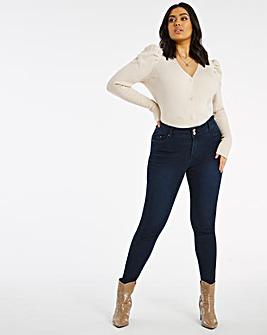 Shape & Sculpt Indigo Skinny Jeans
