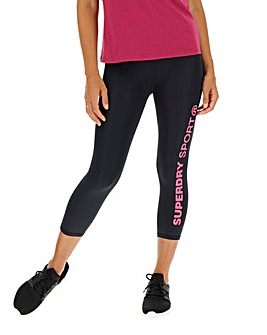 Superdry Capri Legging
