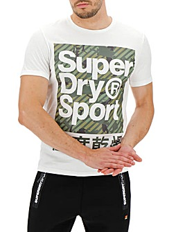Superdry Hazard Box S/S Tee