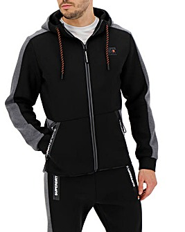 Superdry Technical Zip Hoodie