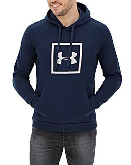 Under Armour Box Logo Hoodie