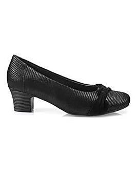 Hotter Lizzie Wide Fit Formal Shoe