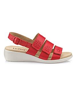 Hotter Milan Standard Fit Casual Sandal