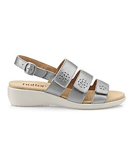 Hotter Milan Standard Fit Casual Sandal