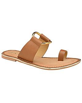 40657295c Ravel Franklin Leather Slip-On Sandals