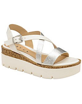 Ravel Layton Flatform Wedge Sandals