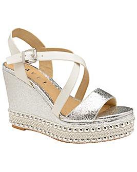 09b86a963b72 Ravel Yulee Wedge Sandals