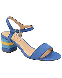 Ravel Celmont Block Heel Sandals