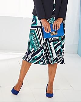 Slimma Plisse Skirt
